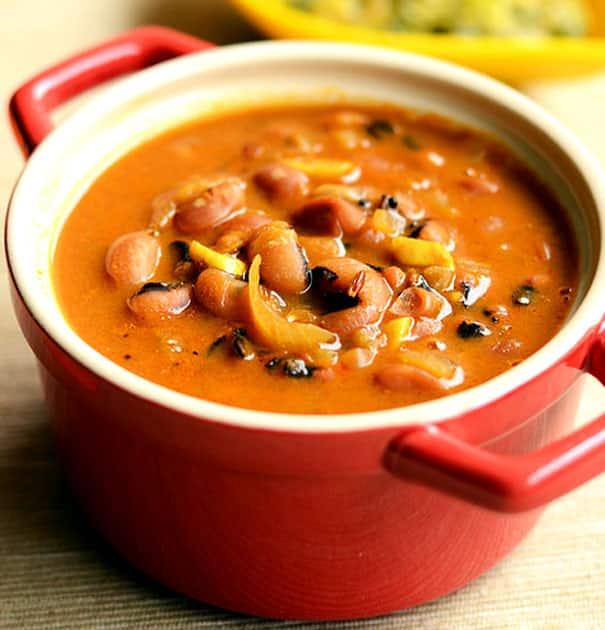 Rongi(black head bean
