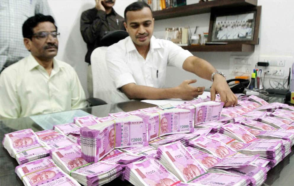 Crime branch seizes new currency in Thane