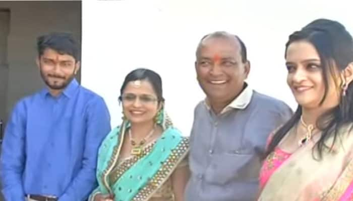 Maharashtra businessman gifts 90 houses to homeless on occasion of daughter's wedding