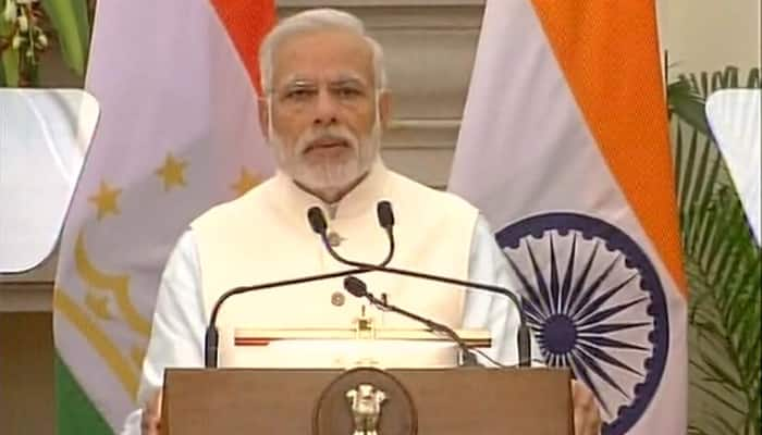 Chabahar Port in Iran will boost India's trade links with Tajikistan, central Asia, says PM Modi