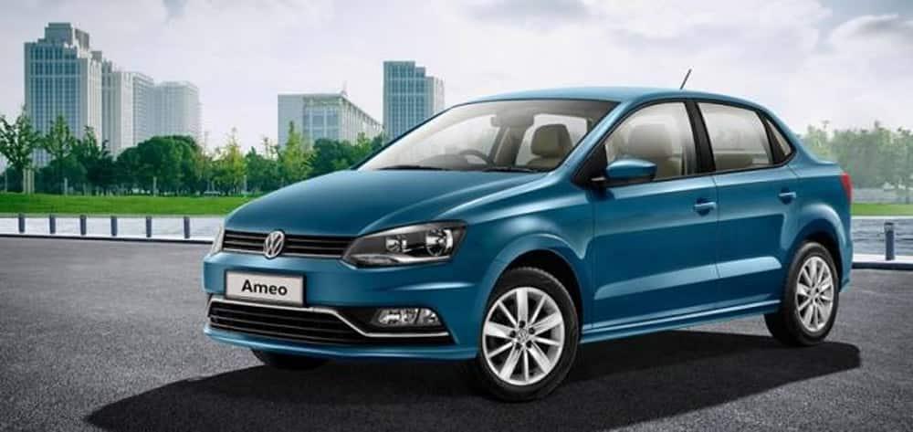 Volkswagen Ameo petrol & Volkswagen Ameo diesel
