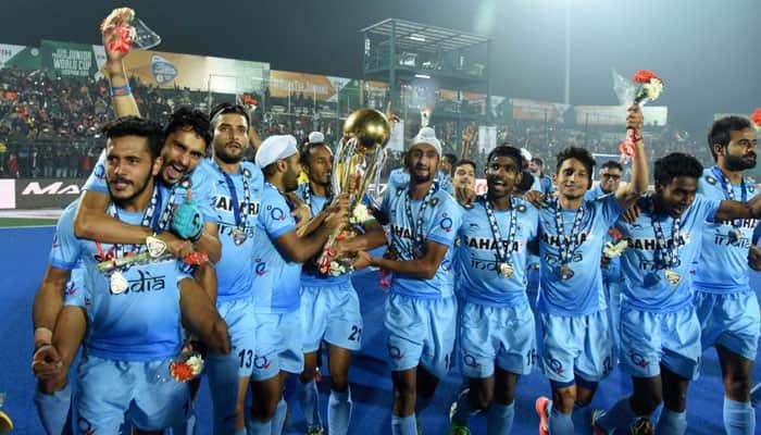 India celebrate Junior Hockey World Cup triumph; captain Harjeet Singh promises bright future
