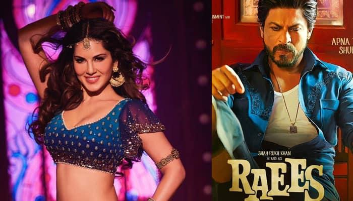 Sunny Leone as 'Laila' will meet Shah Rukh Khan aka 'Raees' on THIS date!