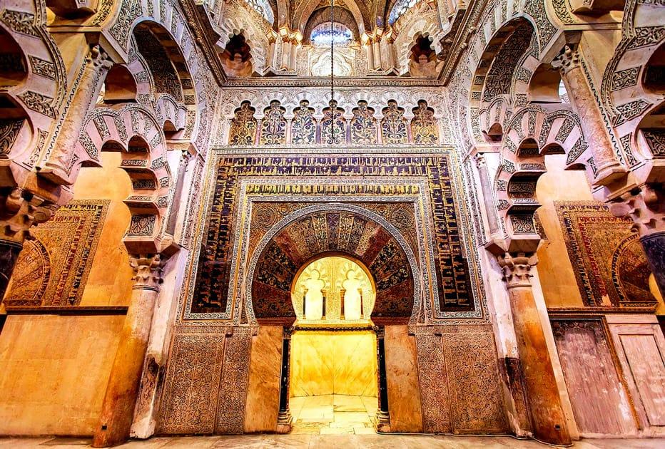 Mosque-Cathedral of Córdoba, Cordoba, Spain