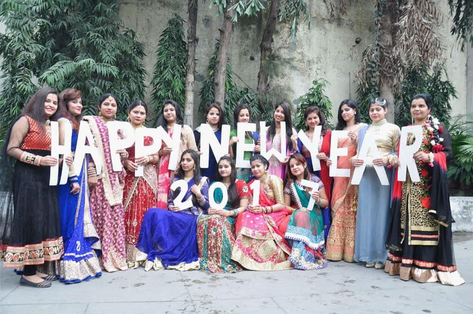 New Year's celebration function