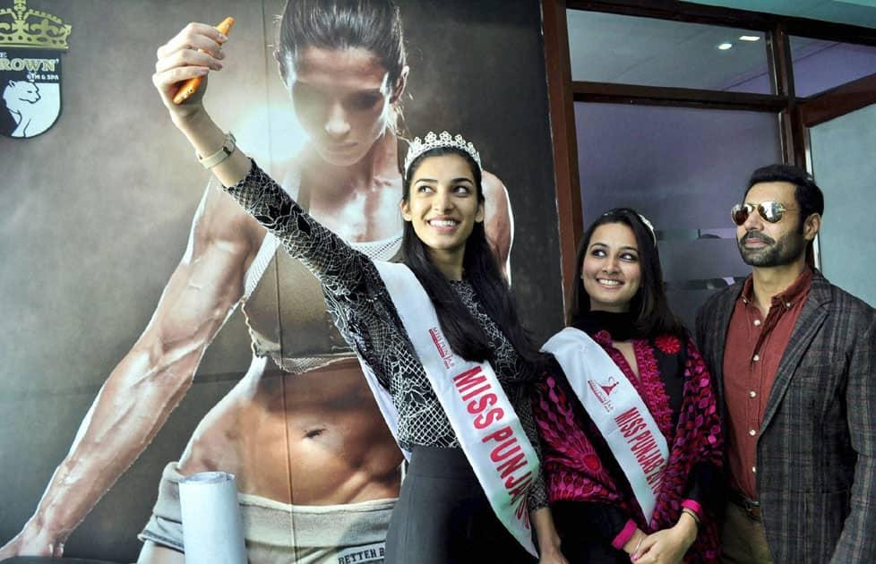 Miss Punjab 2016 Harman Mann