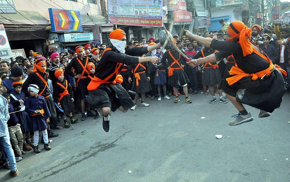 350th birth anniversary of Sri Guru Gobind Singh