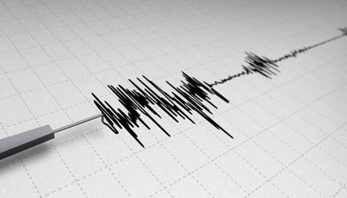 5.7 magnitude earthquake epicentred in Tripura jolts Northeast; one dead, four injured