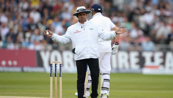 Pakistan umpire Aleem Dar creates world record for officiating most International matches