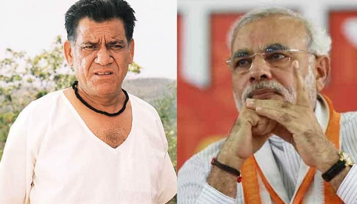 PM Narendra Modi mourns legendary actor Om Puri's death
