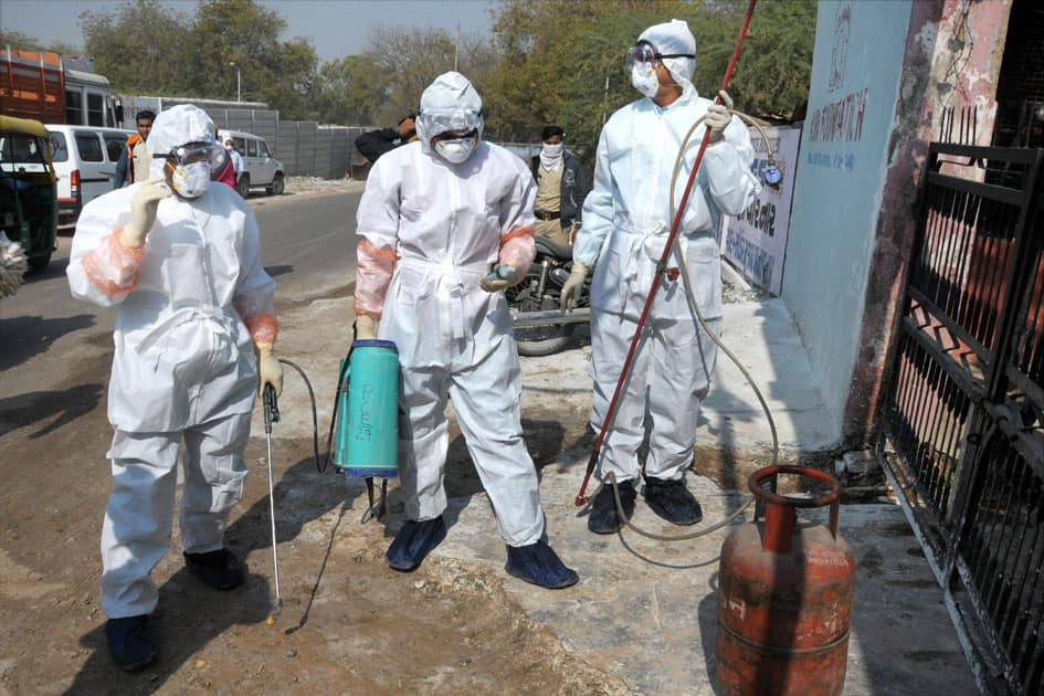 Bird flu reported in Ahmedabad