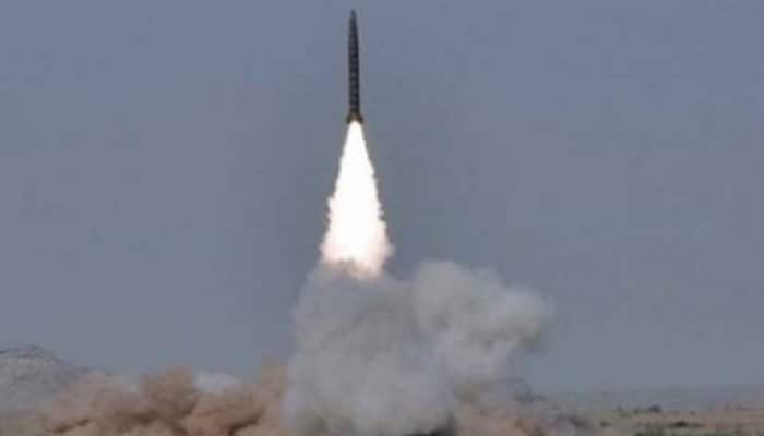 Pakistan completes nuclear triad, launches missile Babur-3 from submarine
