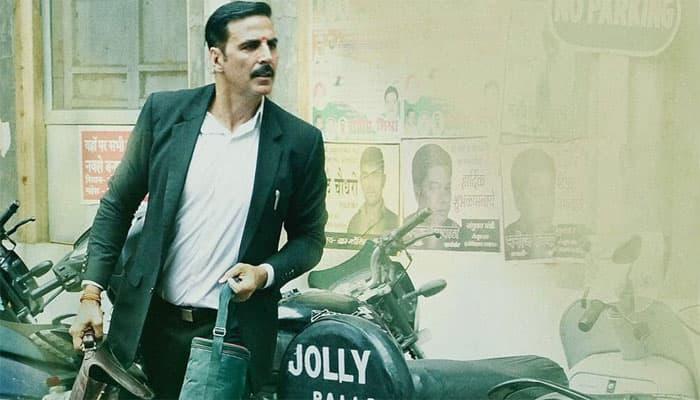 Akshay Kumar shares glimpses of romantic avatar of 'Jolly LL.B 2'