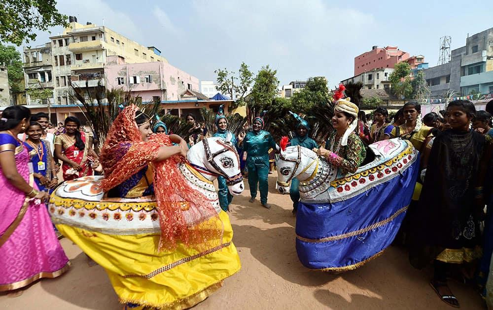 Pongal festival