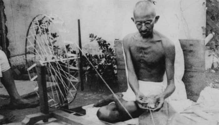 Mahatma Gandhi has been left out of Khadi calendar earlier too – Here are the details