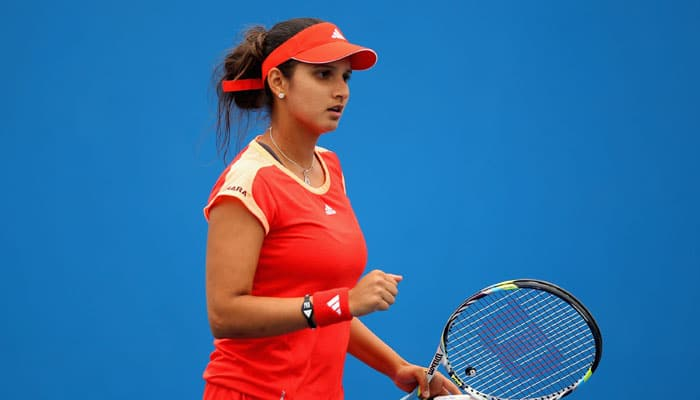 Sania Mirza's tennis attire branded un-Islamic by religious cleric - VIDEOS INSIDE!