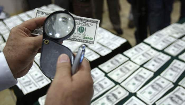 Eight men own half the world's wealth: Oxfam