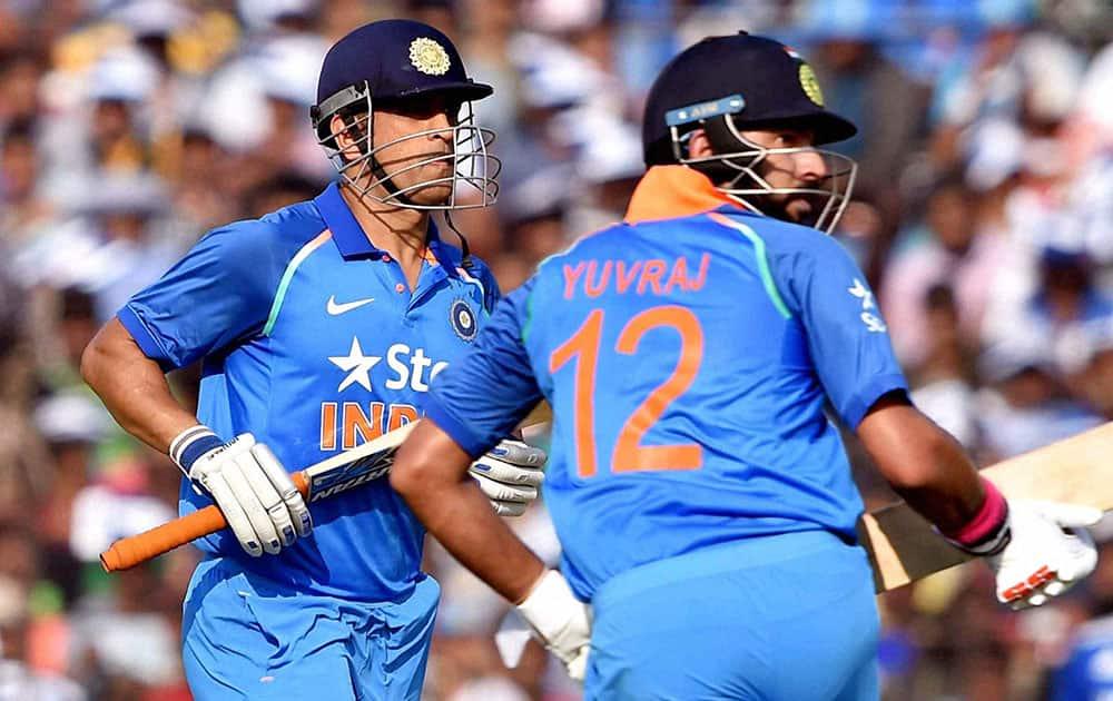 India vs England 2016, 2nd ODI