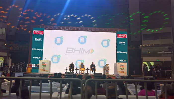 As BHIM downloads touch 5mn, teething problems hit payment app