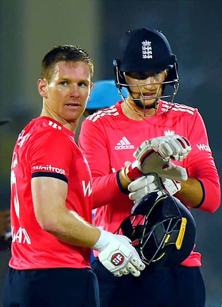 India vs England 2017, 1st T20