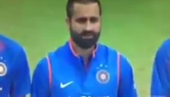 WATCH: Did Parvez Rasool insult national anthem prior to 1st