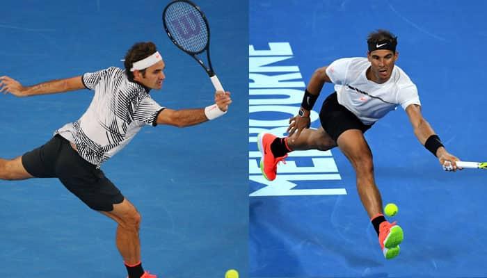 e9cbeaf0cc62 Aus Open 2017, Men's Singles Final: Roger Federer vs Rafael Nadal — As it  happened.