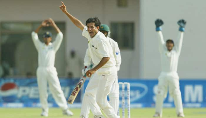 This day that year! Irfan Pathan claimed a hat-trick in first over a Test match against Pakistan – VIDEO