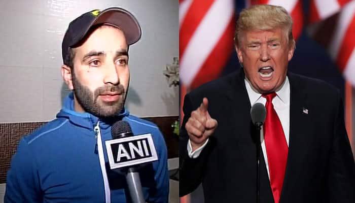 Donald Trump's 'Muslim ban' fallout? Kashmiri athlete Tanveer Hussain denied US visa