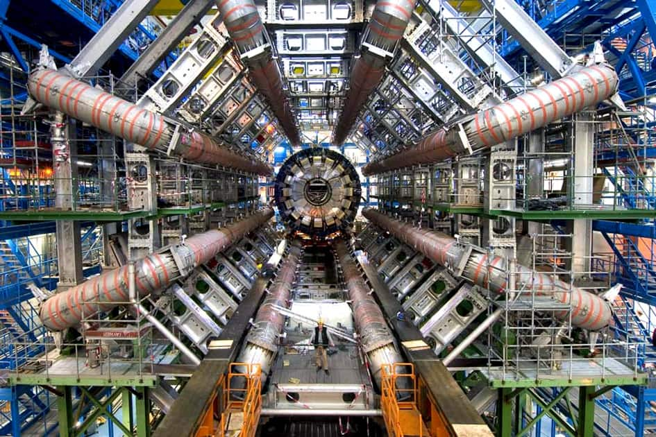 Energy Particle Accelerator Machine