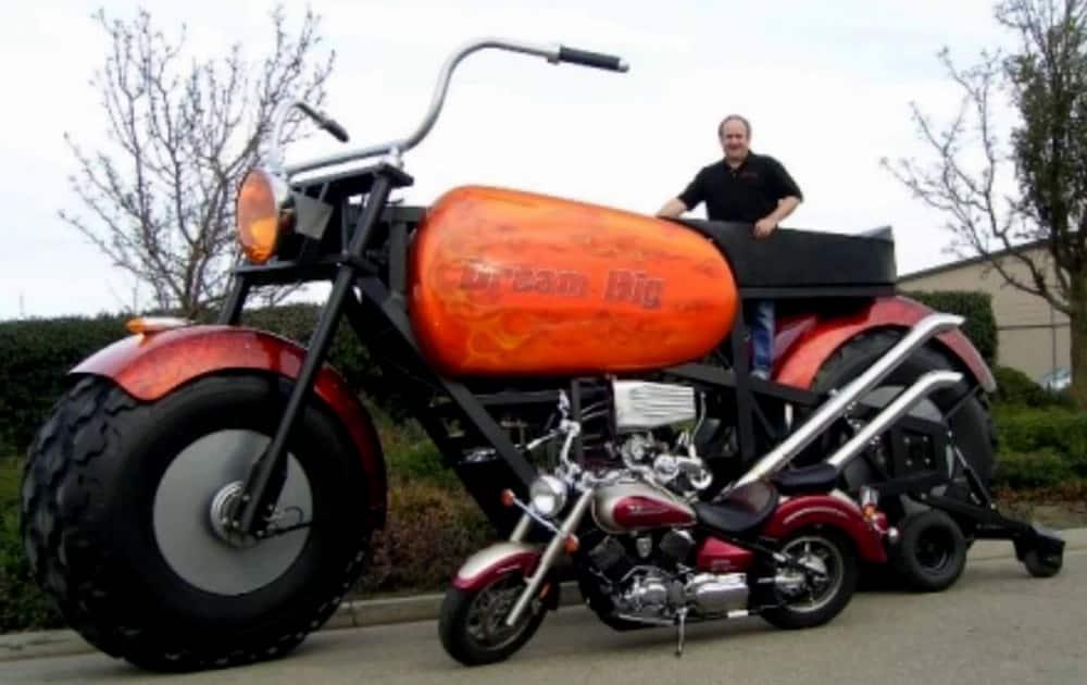 Greg Dunham's Bike
