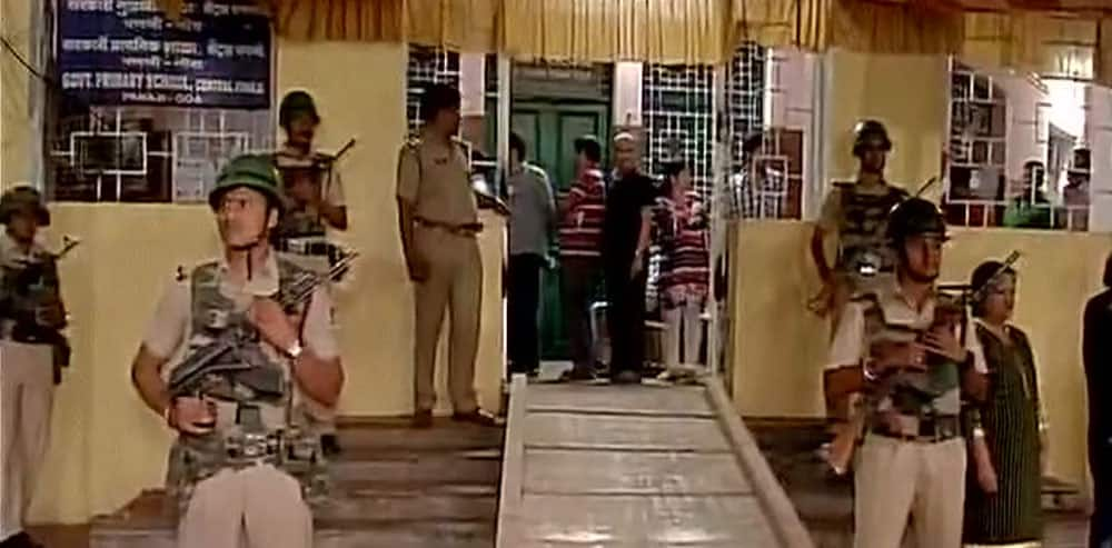 Goa Assembly Election