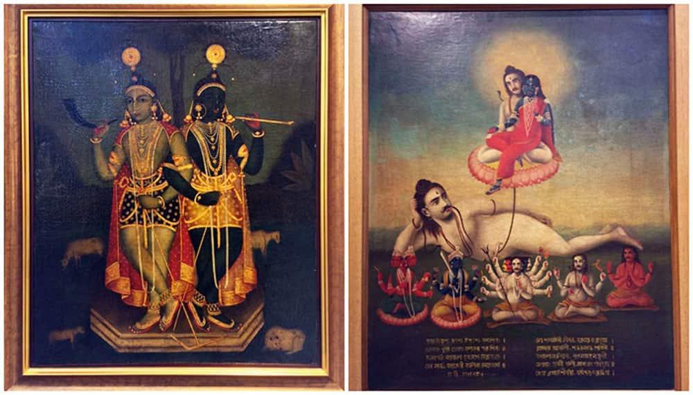 Early Bengal School Paintings