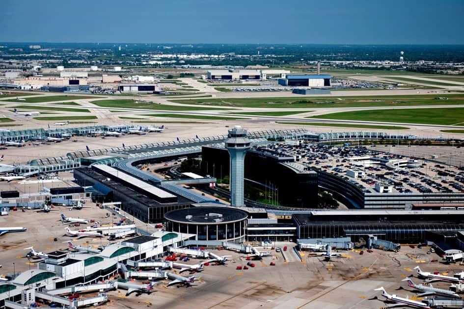 O'Hare International Airport, Chicago