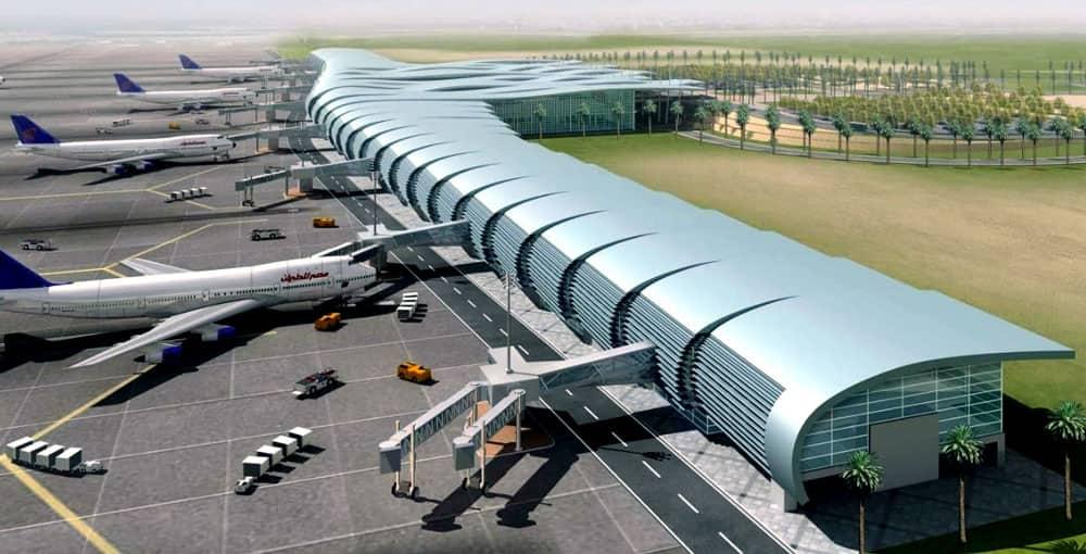 Cairo International Airport, Egypt