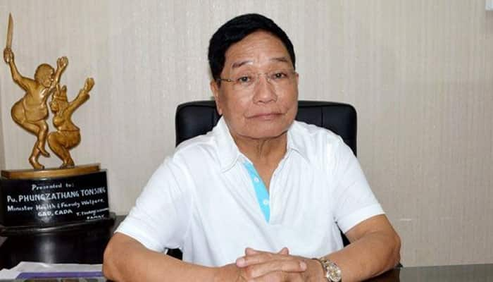 Manipur: Phungzathang Tonsing quits Congress, joins National People's Party