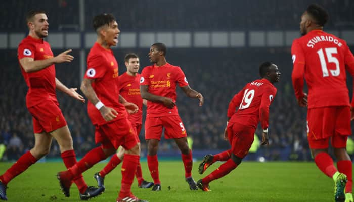 Premier League: Sadio Mane's double helps Liverpool beat Spurs 2-0