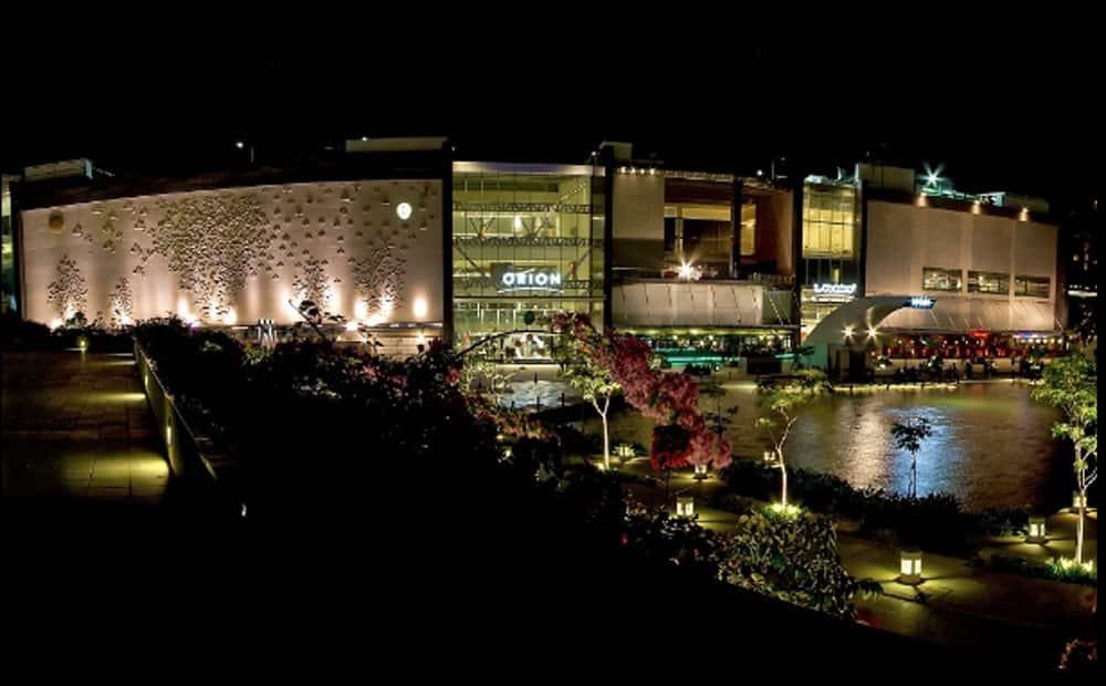 Orion Mall, Bangalore