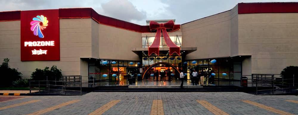 Prozone Mall, Aurangabad