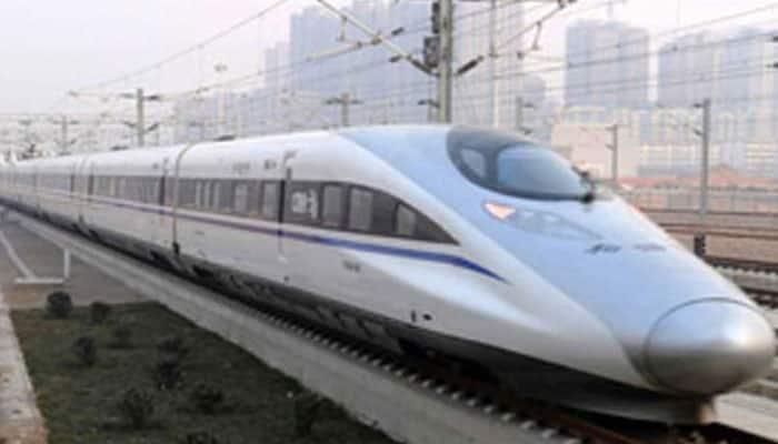 Hi-tech survey to expedite work on Railways' bullet train project