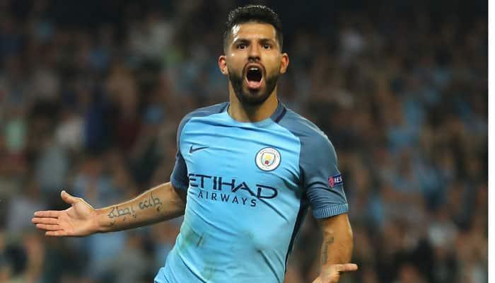 Premier League: Sergio Aguero makes strong return as Manchester City beat Bournemouth 2-0