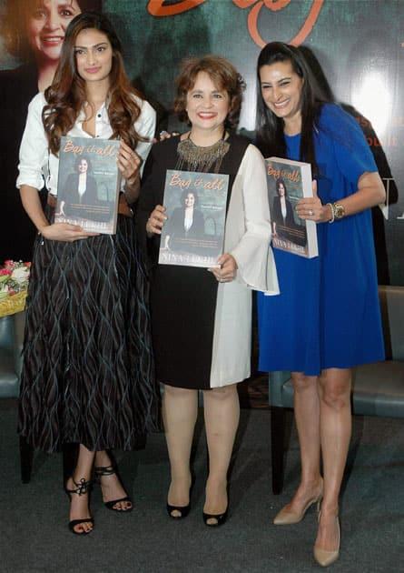 Launch of Nina Lekhi's Biography Book