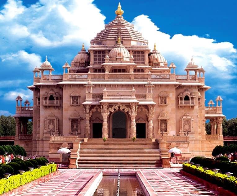 Akshardham Temple, Gandhinagar