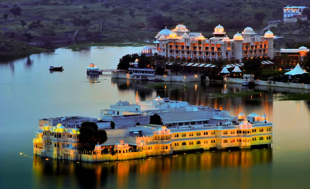 Venice of the East, Udaipur