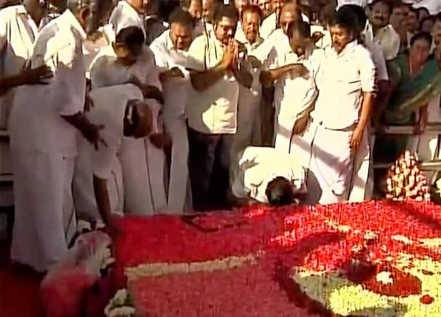 Tamil Nadu Chief Minister Edappadi K. Palaniswami