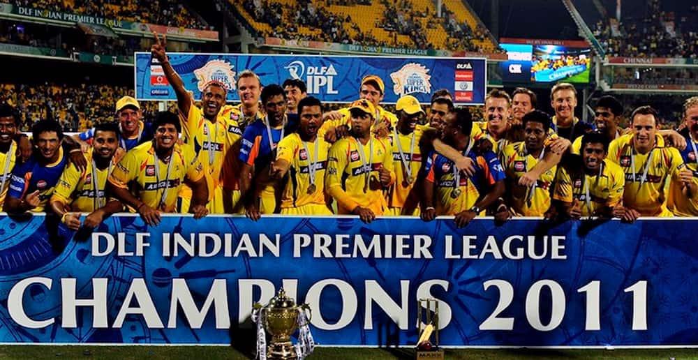 Chennai Super Kings, 2011