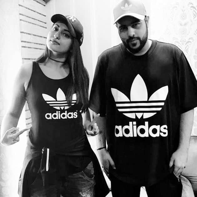 TWINNING AND WINNING AT THE RECORDING STUDIO WITH -ITS_BADSHAH