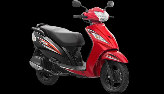 TVS Motor introduces new colour variants in scooterette WEGO