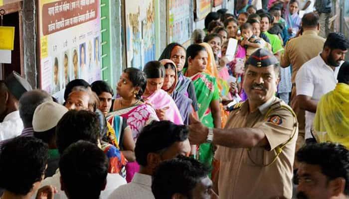 Maharashtra civic polls: 56% voting in 10 municipal corporations, 55% in BMC; focus on BJP-Shiv Sena contest