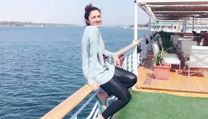 Parineeti Chopra's Egypt tour gave her 'Dil Dhadakne Do' vibes – See Pic