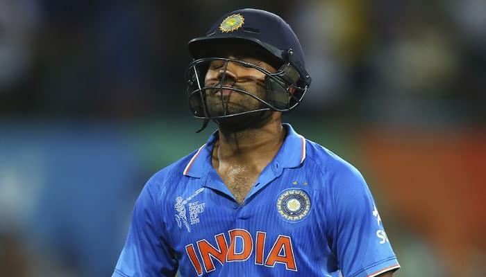 Vijay Hazare Trophy: Unfit Rohit Sharma left out of Mumbai's 14 ...